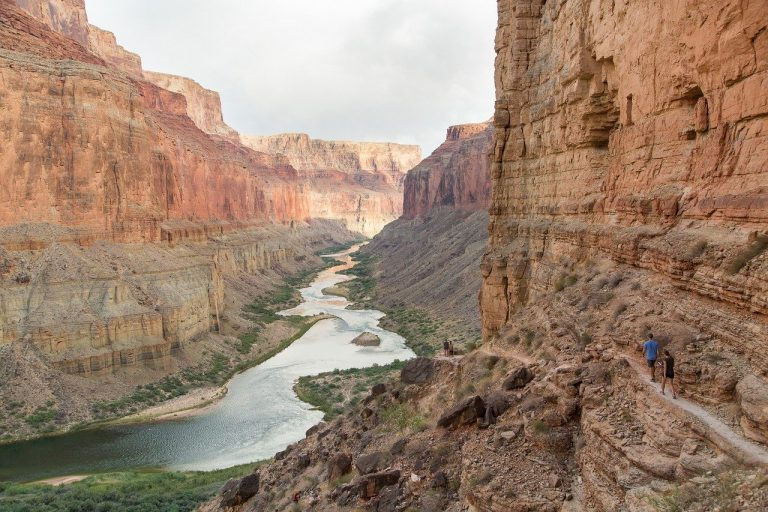 About 40 million people get water from the Colorado River. Studies show it's drying up.