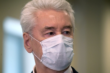 Sobyanin doubts the second wave of coronavirus in Moscow