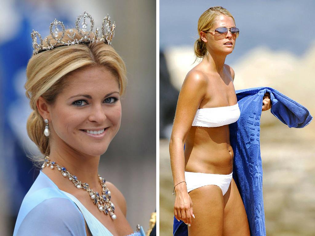 Princess Madeleine, Sweden