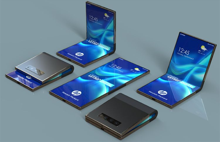 HP may launch its flexible smartphone 1